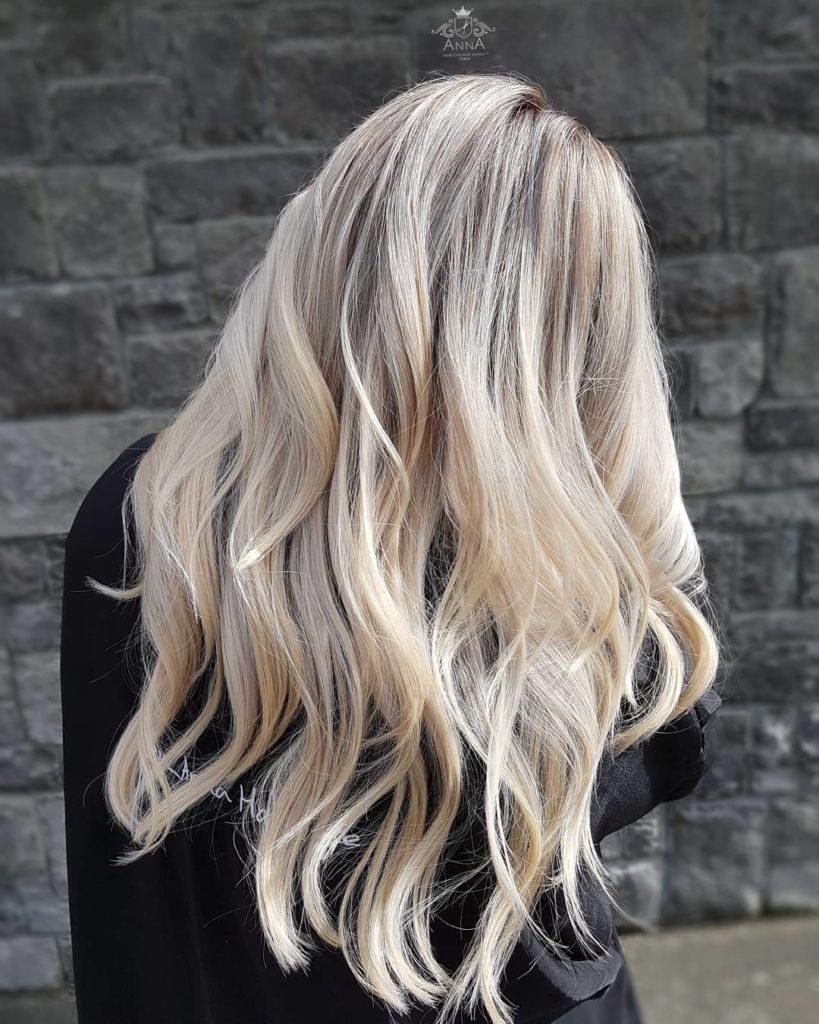 blondul perlat