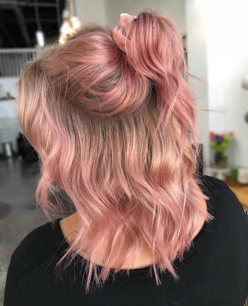 nuanta blond rose